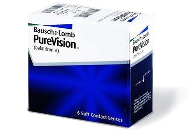 PureVision (6 Linsen)