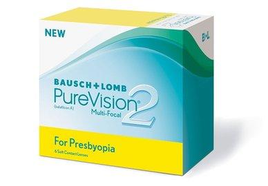 PureVision 2 for Presbyopia (6 Linsen)