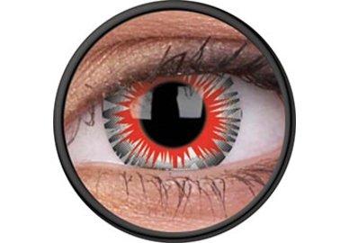 ColorVue Crazy Kontaktlinsen - Axon (2 St. Jahreslinsen) – ohne Stärke