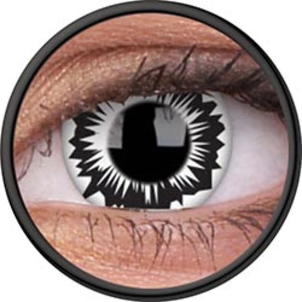 ColorVue Crazy Kontaktlinsen - Northstar (2 St. Jahreslinsen)  – ohne Stärke