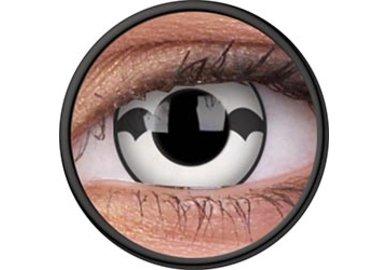 ColourVue Crazy Kontaktlinsen - Poltergeist (2 St.Jahreslinsen)  – ohne Stärke exp.02/21