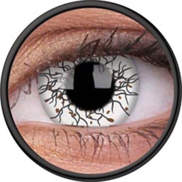 ColourVue Crazy Kontaktlinsen - Vikingdom (2 St. Jahreslinsen) – ohne Stärke