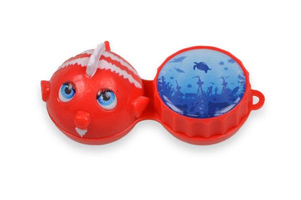 3D Behälter - Fisch