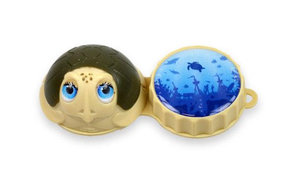 3D Behälter - Schildkröte