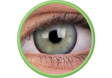 ColorVue Lumina - Dazzling Mint (2 St. 3-Monatlinsen) - ohne Stärke