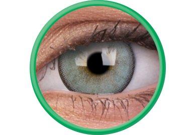 ColorVue Lumina - Gleaming Green (2 St. 3-Monatlinsen) - ohne Stärke