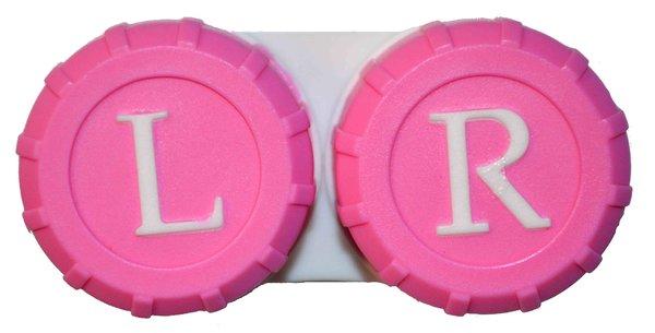 Klassischer Behälter farbig - rosa
