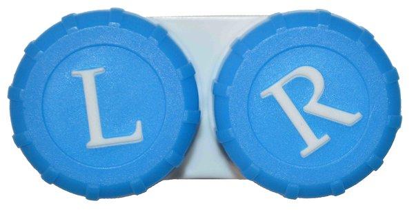Klassischer Behälter farbig - dunkelblau