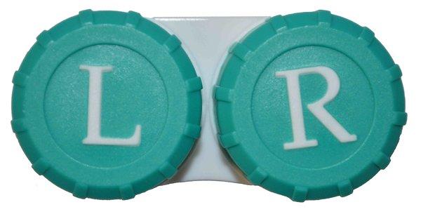 Klassischer Behälter farbig - dunkelgrün