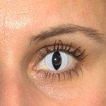 ColorVue Crazy-Kontaktlinsen - Viper (2 St. 3-Monatslinsen) – mit Stärke