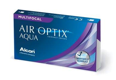 Air Optix Aqua Multifocal (6 Linsen)