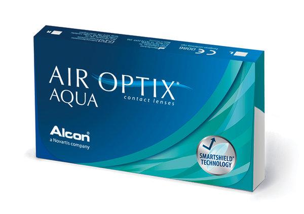 Air Optix Aqua (3 Linsen)