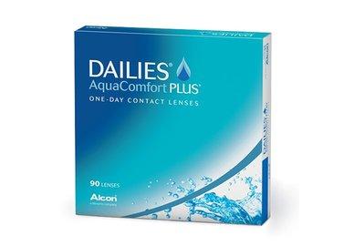 Dailies AquaComfort Plus (90 Linsen)