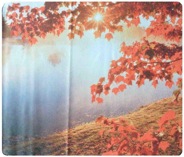 Mikrofaser Brillenputztuch – Herbst