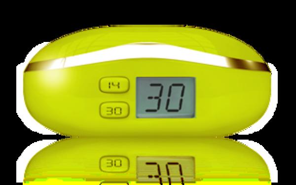 Digitaler Behälter - Gelb
