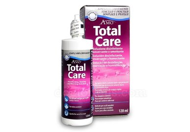 Total Care Lösung  120 ml