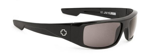 Sonnenbrille SPY LOGAN Black Shiny - polar