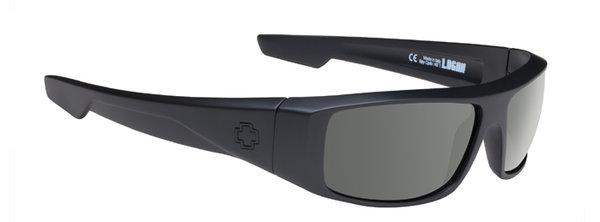 Sonnenbrille SPY LOGAN Soft Matte Black