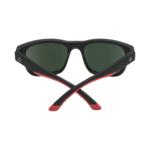 Sonnenbrille SPY Hunt Black / red