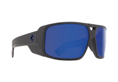 Sonnenbrille SPY Touring Matte Black Blue
