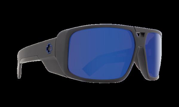 Sonnenbrille SPY Touring Matte Black Blue