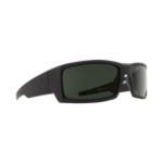 Sonnenbrille SPY GENERAL - Soft Matte Black - happy polar