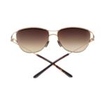 Sonnenbrille SPY MARINA Gold Tort