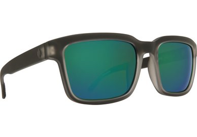 Sonnenbrille SPY HELM2 Matte Black / Ice