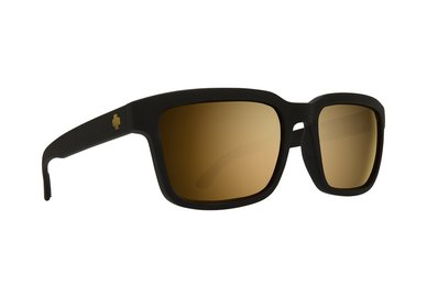Sonnenbrille SPY HELM2 Soft Matte Black