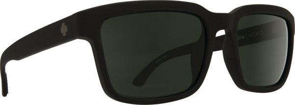 Sonnenbrille SPY HELM2 Matte Black - polar