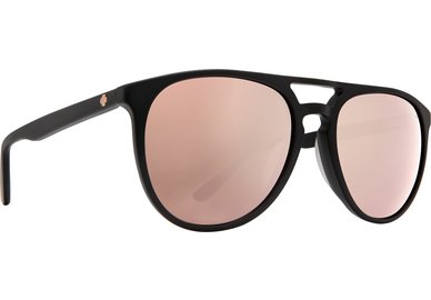 Sonnenbrille SPY SYNDICATE Matte Black - Rose