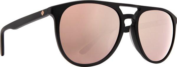 Sonnenbrille SPY SYNDICATE Matte Black - Rose