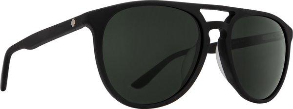 Sonnenbrille SPY SYNDICATE Matte Black - Grey Green