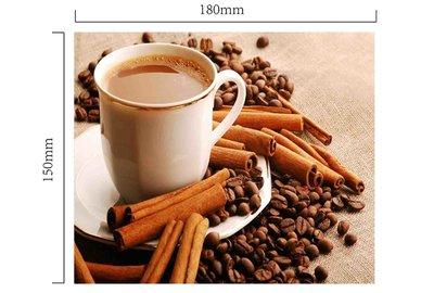 Mikrofaser Brillenputztuch – Kofee