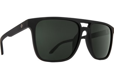 Sonnenbrille SPY CZAR Soft Mt.Black - Gray