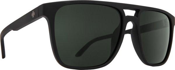 Sonnenbrille SPY CZAR Soft Mt.Black - Gray