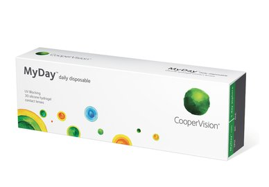 MyDay Daily Disposable  (30 Linsen)
