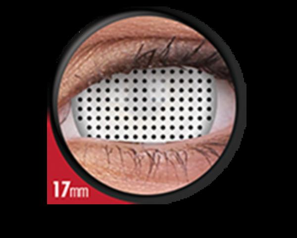 ColorVue Crazy  Kontaktlinsen 17 mm - Exodus (2 St. Jahreslinsen) – ohne Stärke