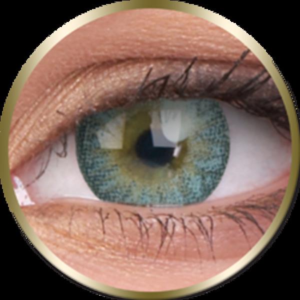 Phantasee Natural - Grey (2 St. 3-Monatlinsen) - ohne Stärke