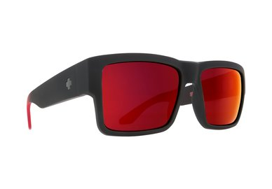 Sonnenbrille SPY CYRUS Sf. Mt. Black - Red