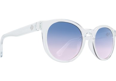 Sonnenbrille SPY HI-FI Clear - Purple