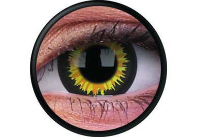 ColorVue Crazy Kontaktlinsen - Luminor (2 St. Jahreslinsen) – ohne Stärke - exp.04/2020