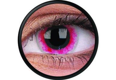 ColorVue Crazy Kontaktlinsen - Moon Diablo (2 St. Jahreslinsen) – ohne Stärke