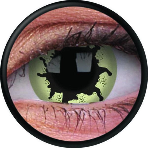 ColourVue Crazy Kontaktlinsen - Tremor (2 St. Jahreslinsen) – ohne Stärke
