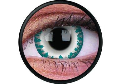 ColourVue Crazy Kontaktlinsen - Wendigo (2 St. Jahreslinsen) – ohne Stärke