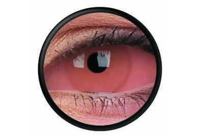 ColourVue Crazy Kontaktlinsen 22 mm - Caliban (2 St. 6-Monatslinsen) – ohne Stärke