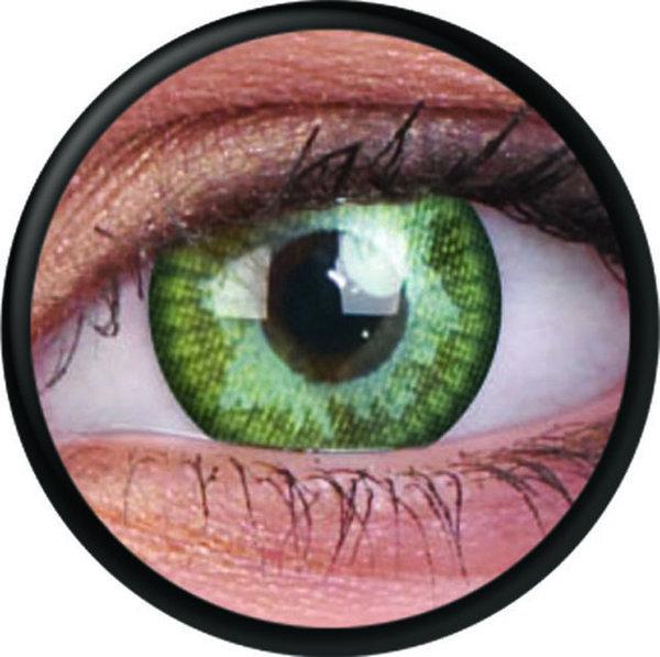 ColorVue Crazy-Kontaktlinsen - The Host (2 St. 3-Monatslinsen) – ohne Stärke