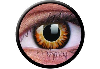 ColorVue Crazy-Kontaktlinsen - Twilight (2 St. 3-Monatslinsen) – ohne Stärke